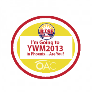 OAC YWM Badge