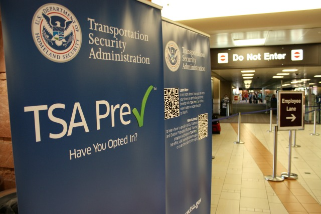 TSA Precheck Might Reduce Fat Pat Downs