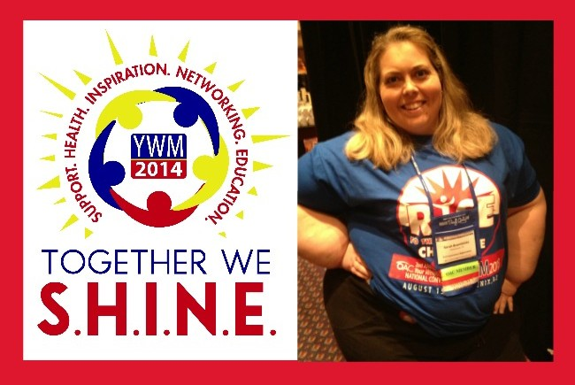Shine With Me at OAC's YWM2014