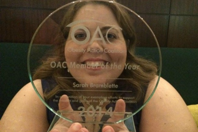 OAC Member of the Year