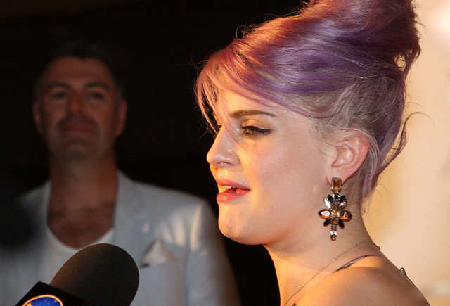 Kelly Osbourne Fashion Police Double Standard