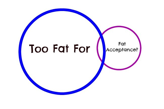 Too Fat for Fat Acceptance?